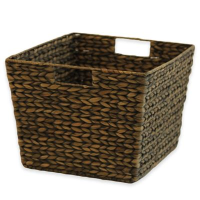 Natural/Black Decorative Baskets