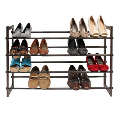 Steel Expandable Shoe Rack