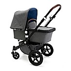 Bugaboo Cameleon3 Blend Complete Stroller in Grey/Blue
