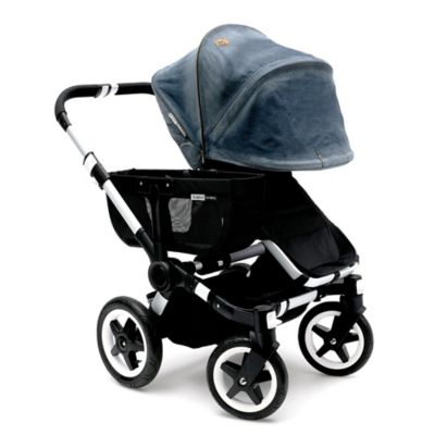 Bugaboo Donkey Special Edition Tailored Fabric Set by Diesel in Denim