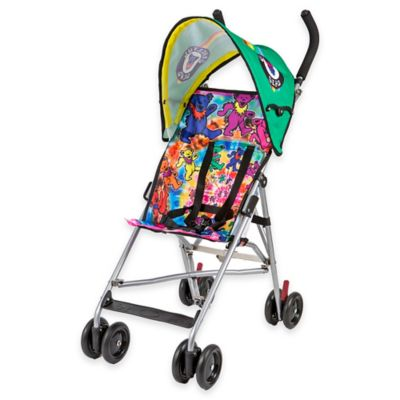 Daphyls Grateful Dead Umbrella Stroller
