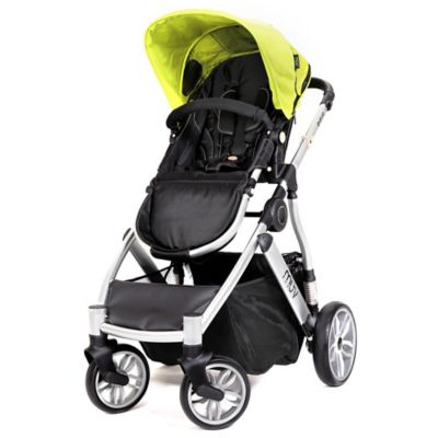 Arctic Silver/Kiwi Full Size Strollers