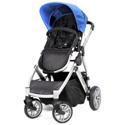 Arctic Silver/Sky Full Size Strollers