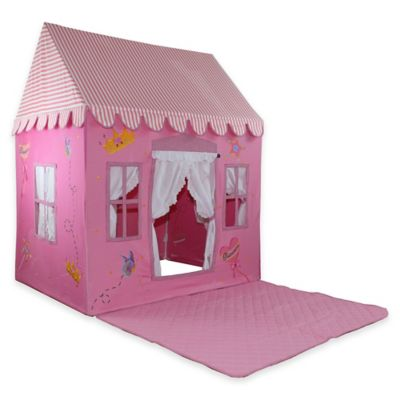 Dexton Fengi Princess Large Playhouse with Floor Quilt