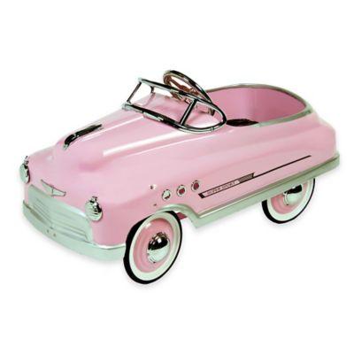 Dexton Comet Sedan Ride-On in Pink