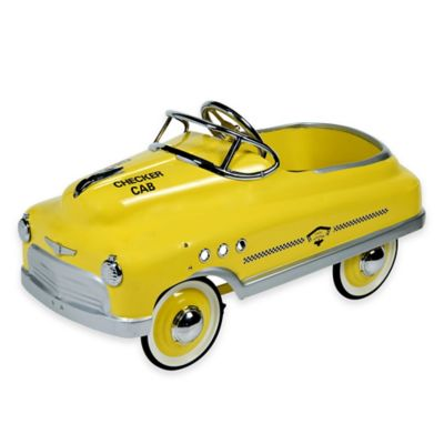 Dexton Taxi Comet Sedan Ride-On