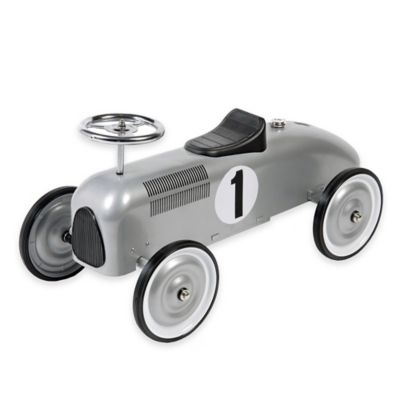 Dexton Silver Racer Ride-On