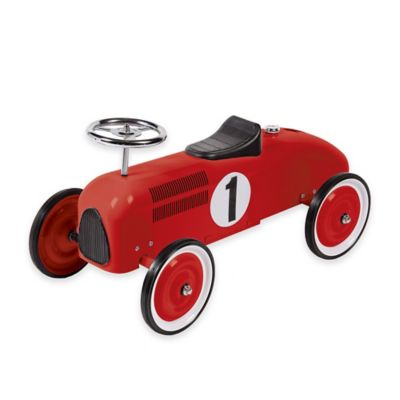 Dexton Red Racer Ride-On