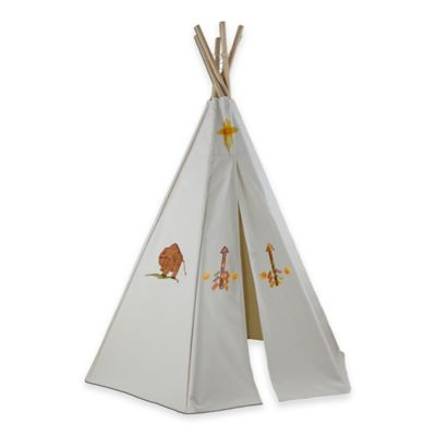 Dexton 6-Foot Great Plains Play Teepee with Washable Markers