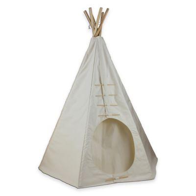 Dexton 6-Foot Powwow Lodge Round Door Play Teepee
