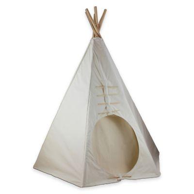 Dexton 7-1/2 Foot Powwow Lodge Round Door Play Teepee