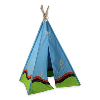 Dexton 6-Foot Eco Play Teepee