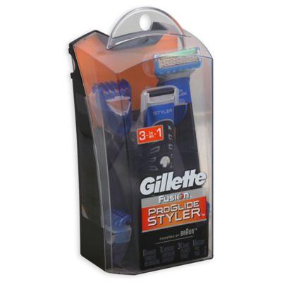 Gillette® Fusion ProGlide® Styler™ Power Razor