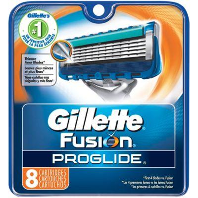 Gillette® Fusion® ProGlide® 8-Count Manual Razor Blades