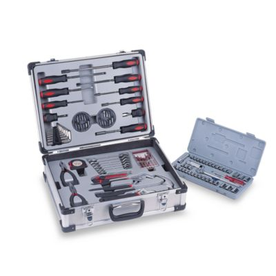 101-Piece Aluminum Tool Set