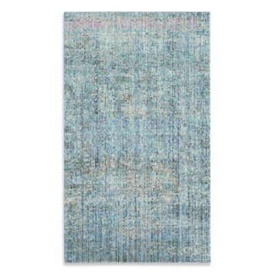 Safavieh Mystique 3-Foot x 5-Foot Area Rug in Blue/Multi
