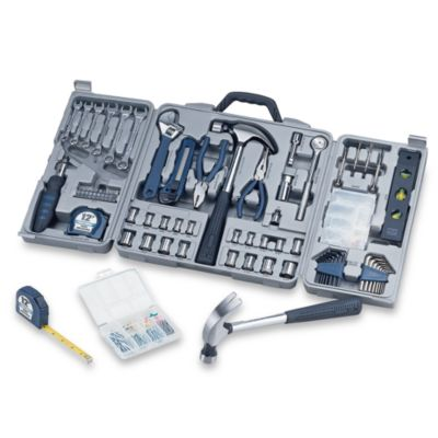 Professional 160-Piece Tool Kit