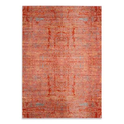 Safavieh Mystique 3-Foot x 8-Foot Area Rug in Rose/Multi