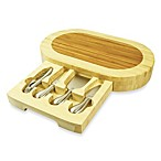 Picinic Time Formaggio Cheese Board and Tools Set