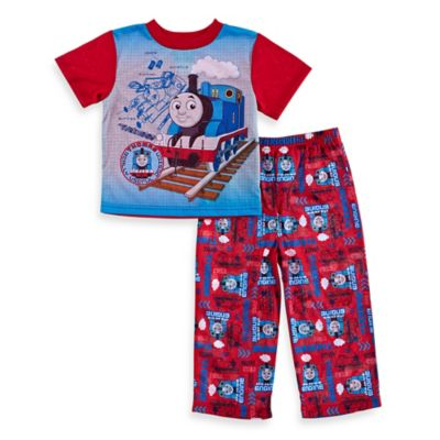 Size 24M 2-Piece Short-Sleeve Pajama Set