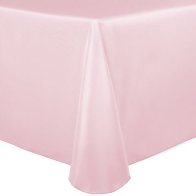 Ice Pink Duchess Tablecloth