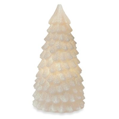 Jumbo LED Flameless Wax Tree