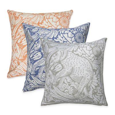 Denim Decorating Pillows