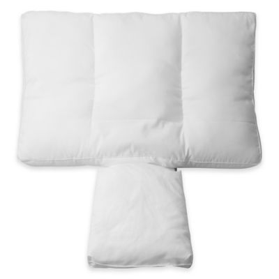 Austin Horn Classics Adjustable Standard Sleeping Pillow with Neck Support