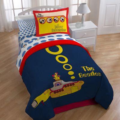 "Beatles ""Yellow Submarine"" Twin/Full Comforter"
