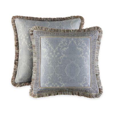 Dusty Blue Pillow Sham