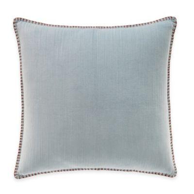 Wedgwood® Pashmina European Pillow Sham in Blue