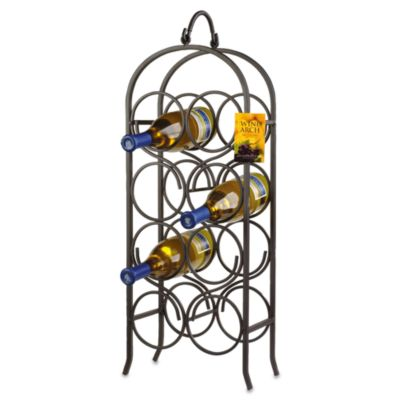 Oenophilia Arch 8-Bottle Wine Rack