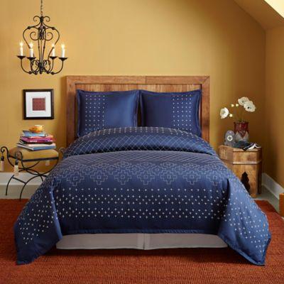 Indigo Duvet Bed