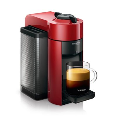 Nespresso® VertuoLine Evoluo Coffee/Espresso Maker in Cherry Red