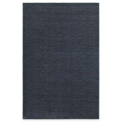 Oriental Weavers Richmond Heathered 3-Foot 10-Inch x 5-Foot 5-Inch Area Rug in Navy