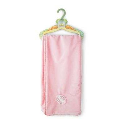 Bunnies by the Bay® Baby's First Blankie in Pink