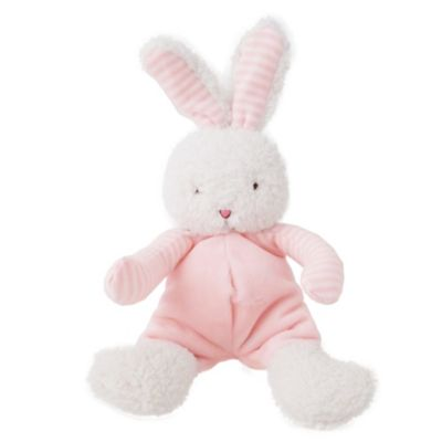 Bunnies by the Bay® Baby's First Rattle in Pink