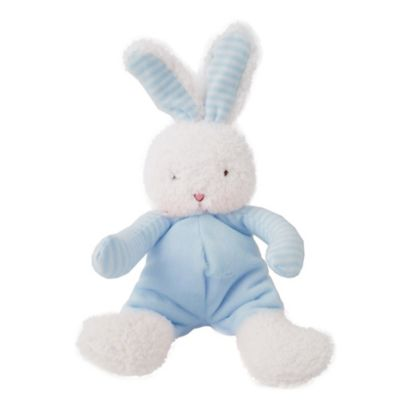 Bunnies by the Bay® Baby's First Rattle in Blue