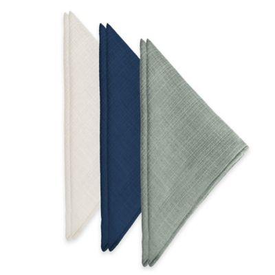 Noritake® Colorwave Napkins in Blue (Set of 2)