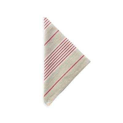 Shelbourne Napkin in Red