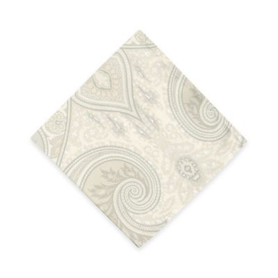 Echo Design Juneau Napkin in Grey