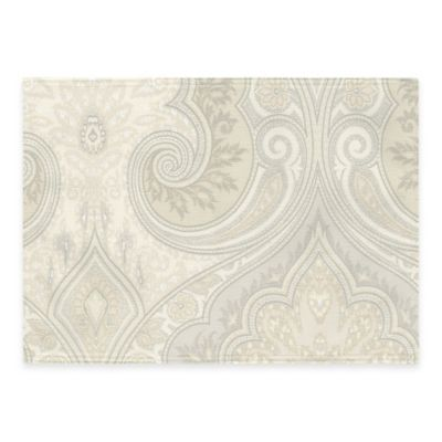 Echo Design Juneau Placemat in Grey