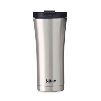 Ninja® Stainless Steel 16-oz. Travel Mug