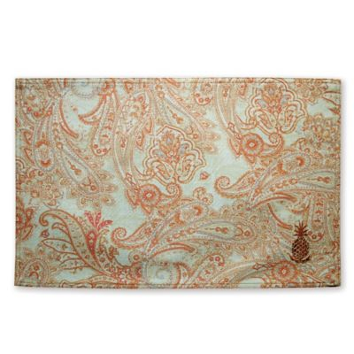 Tommy Bahama East India Paisley Placemat in Natural