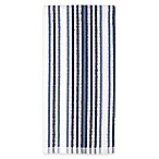 Kitchensmart® Cotton Stripe Kitchen Towel in Navy Multi