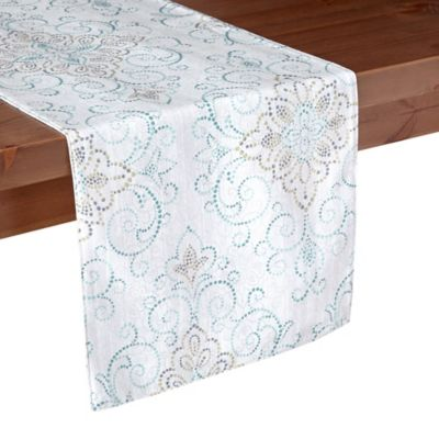 Lenox® French Perle Charm 70-Inch Table Runner