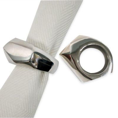 Kenneth Cole Napkin Rings