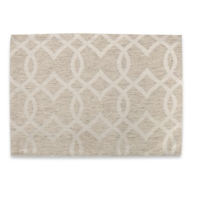 Harper Placemat in Beige