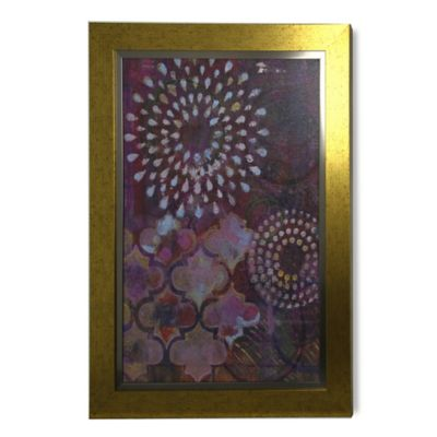 StyleCraft Kudos 2 Global Framed Print Wall Art