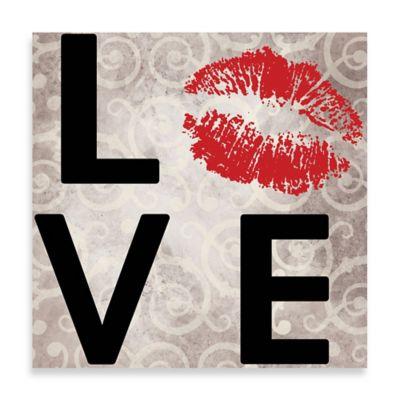 Lips of Love Medium Wall Art
